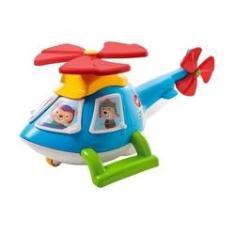 Imagem de Brinquedo Infantil Helico Sortido Tateti Calesita