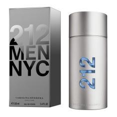Imagem de Perfume 212 Men Nyc Carolina Herrera Masculino 100ml Eau De Toilette