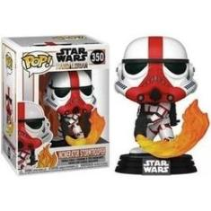 Imagem de Funko Pop Incinerator Stormtrooper #350 - Mandalorian - Star Wars