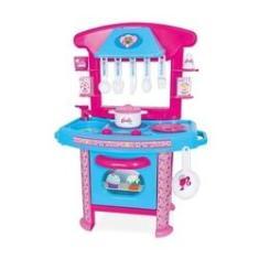 Imagem de Barbie Chef Cosinha Infantil Brinquedo Cotiplás
