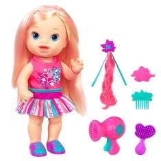 2b53f1683 Boneca Baby Alive Cabelos Fashion Hasbro