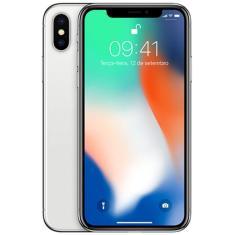 Imagem de Smartphone Apple iPhone X 256GB iOS Câmera Dupla