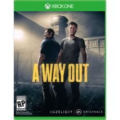 9c584140f Foto Jogo A Way Out Xbox One EA