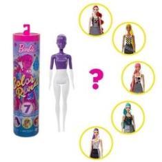 Imagem de Boneca Barbie Color Reveal Serie 7 Colorido Surpresa - Mattel