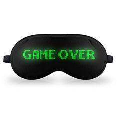 Imagem de Máscara de Dormir - Game over