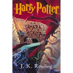 Harry Potter e a Câmara Secreta 2 - Rowling, J.k. - 9788532511669