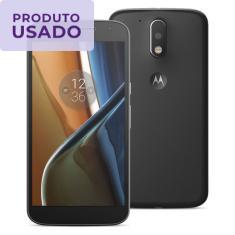 Smartphone Motorola Moto G G4 DTV Usado 16GB Android