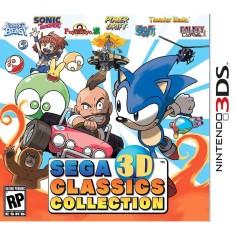 Jogo SEGA 3D Classics Collection Sega Nintendo 3DS