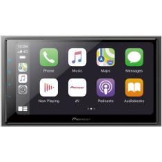 "Central Multimídia Automotiva Pioneer 7 "" DMH-Z6380TV Touchscreen Bluetooth"