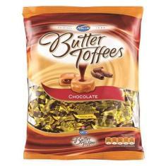 Imagem de Bala Butter Toffees Chocolate 500g - Arcor