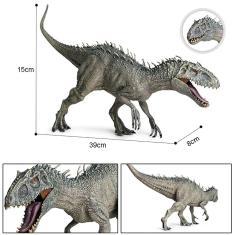 Imagem de Modelo animal Kid Toy Indominus Rex Action Figures Open Mouth