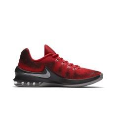 02e6002f10 Tênis Nike Masculino Basquete Air Max Infuriate Low