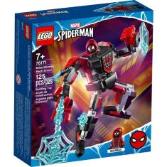 Imagem de Lego 76171 Super Heroes - Marvel Armadura Robô Miles Morales