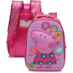 6251a814d Foto Mochila Escolar Xeryus Peppa Pig Colorful 16