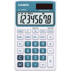 6cb48906bf2d Foto Calculadora De Bolso Casio SL-300NC