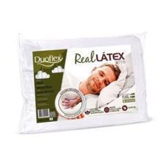Imagem de Travesseiro Real Látex Alto 50x70cm - Duoflex