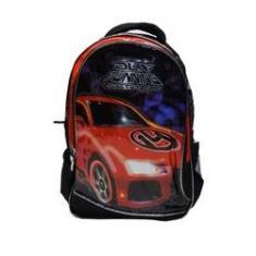 Imagem de Mochila Infantil Carro Pequena Masculina