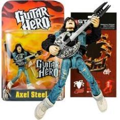 Imagem de Boneco Articulado Axel Steel Guitar Hero Game Mcfarlane Toys