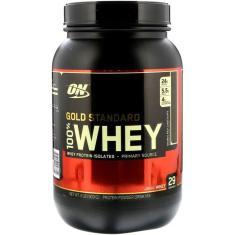 Imagem de Whey Protein 100% Gold Standard Optimum Nutrition - 900g