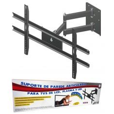 """Suporte para TV LCD/LED/Plasma Parede Articulado 40"""" a 60"""" Avatron AR-55T"""