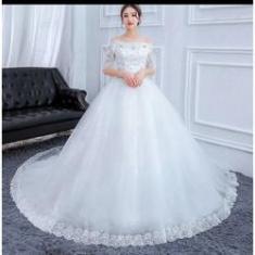 Imagem de Vestido De Noiva  Lindíssimo
