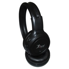 Headphone Bluetooth com Microfone Rádio Knup Kp-347