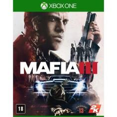 Jogo Mafia III Xbox One 2K