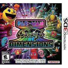 Jogo Pac-Man & Galaga Dimensions Bandai Namco Nintendo 3DS