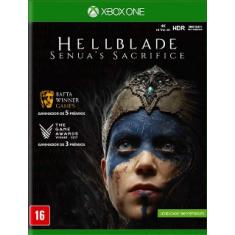 Jogo Hellblade Senuas Sacrifice Xbox One Ninja Theory