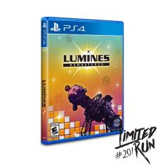 Jogo Lumines Remastered PS4 Limited Run Games