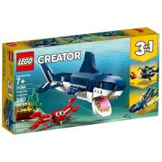 Imagem de LEGO Creator - 3 em 1 - Criaturas Aquáticas - 31088