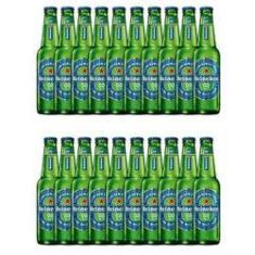 Imagem de Combo 20 Cervejas Sem Álcool Heineken 0,0% - Ln 330 Ml