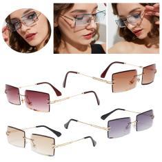 Imagem de 4 Peças De óculos De Sol Femininos Vintage óculos Retrô Clássicos Com Lentes Coloridas