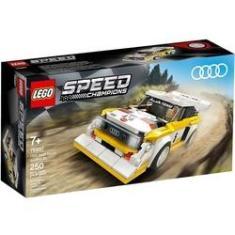 Imagem de Lego Speed Champions Carro 1985 Audi Sport Quattro S1 76897