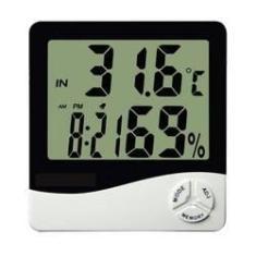Imagem de Termômetro Termo-Higrômetro Digital Th50 Temperatura E Umidade Interna - Incoterm
