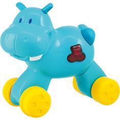 Imagem de Bichinhos Velozes Coloridos - Hipopótamo - Dican