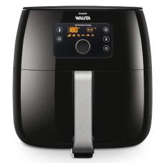 Fritadeira Elétrica Sem óleo Philips Walita Turbofryer Avance Timer