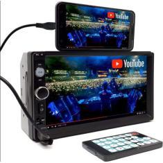 "Imagem de Central Multimídia Automotiva Leboss 7 "" Universal Touchscreen Bluetooth"