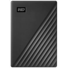 HD Externo Portátil Western Digital My Passport WDBYVG0010B 1 TB