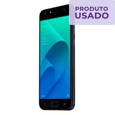 Smartphone Asus Zenfone 4 Selfie Usado 4GB RAM 64GB Android