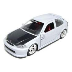 Imagem de Miniatura Honda Civic Type-r 1997  Jdm Tuners 1:24