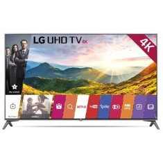 "Smart TV LED 49"" LG 4K HDR 49UJ7500 4 HDMI"