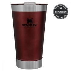 Imagem de Copo Térmico de Cerveja  com Tampa e Abridor 473 ml Stanley