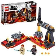 Imagem de LEGO Star Wars: Revenge of the Sith Duel on Mustafar 75269 Anakin Skywalker vs. Obi-Wan Kenobi Building Kit - New 2020 (208 Pieces)
