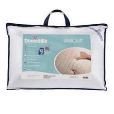 Imagem de Travesseiro Dunlopillo Látex Basic Soft - 50x70