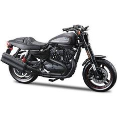 Imagem de Harley Davidson Xl 1200N 2008 Sportster Maisto 1:18