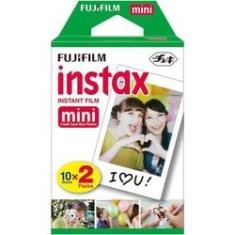 Imagem de Filme Instantâneo Instax Mini 2 Packs de 10 Fotos Fujifilm