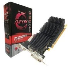 Imagem de Placa De Vídeo Afox Radeon R5 220, 1Gb Hdmi/Dvi/Vga