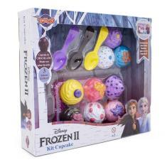 Imagem de Kit Comidinhas Infantil Cupcake - Frozen 2 - Toyng