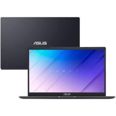 """Notebook Asus E510MA-BR295R Intel Celeron N4020 15,6"""" 4GB eMMC 128 GB Windows 10 Bluetooth Wi-Fi"""